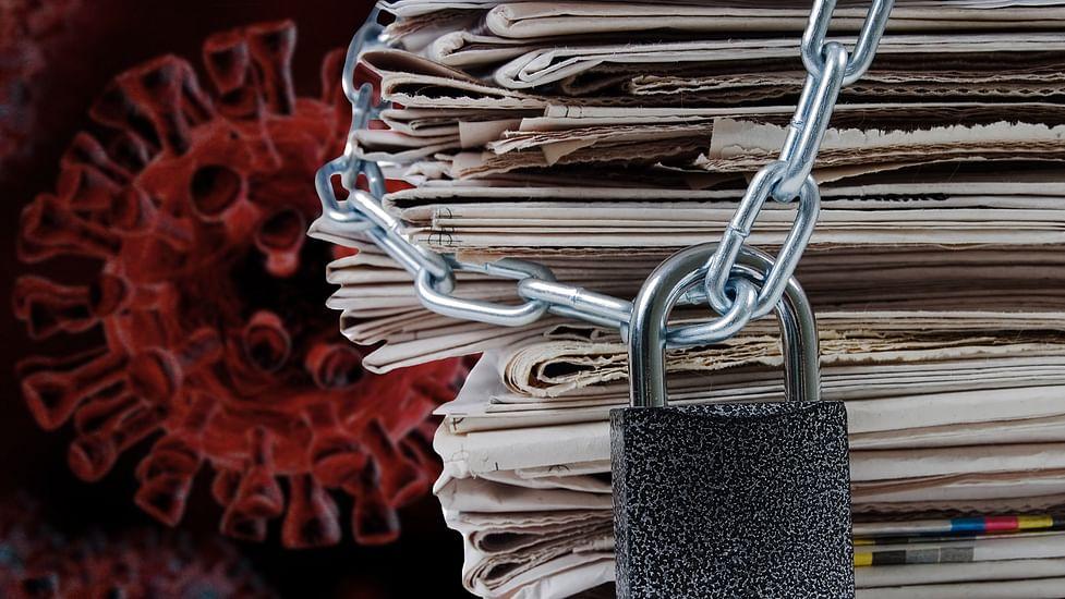 In Delhi, newspaper vendors are caught between customers and coronavirus