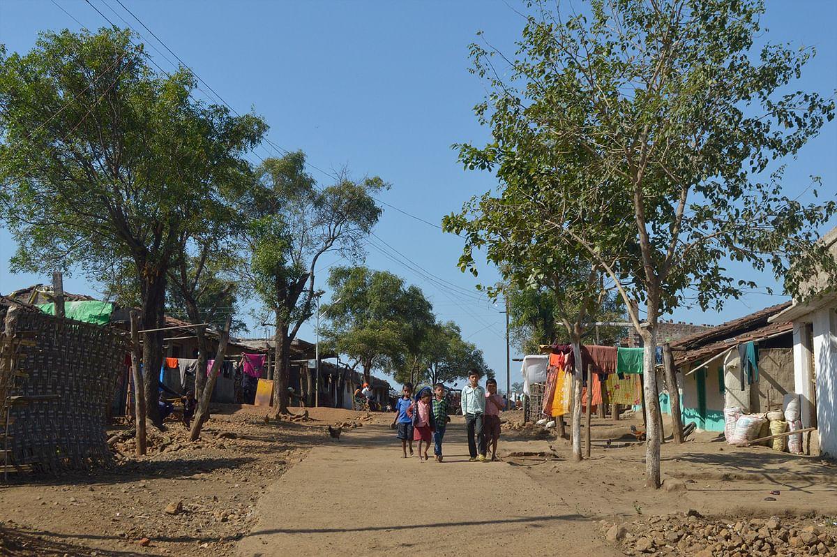 Chaurakund village in Dharni.