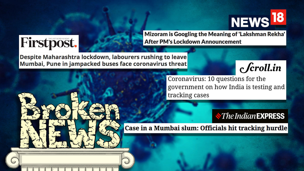 In Punjab, fake news and unethical journalism add to coronavirus panic