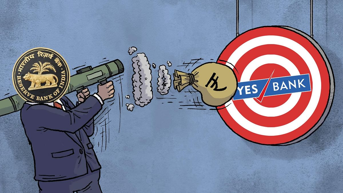 RBI brings out the bazooka to keep Yes Bank going. Will that be enough?