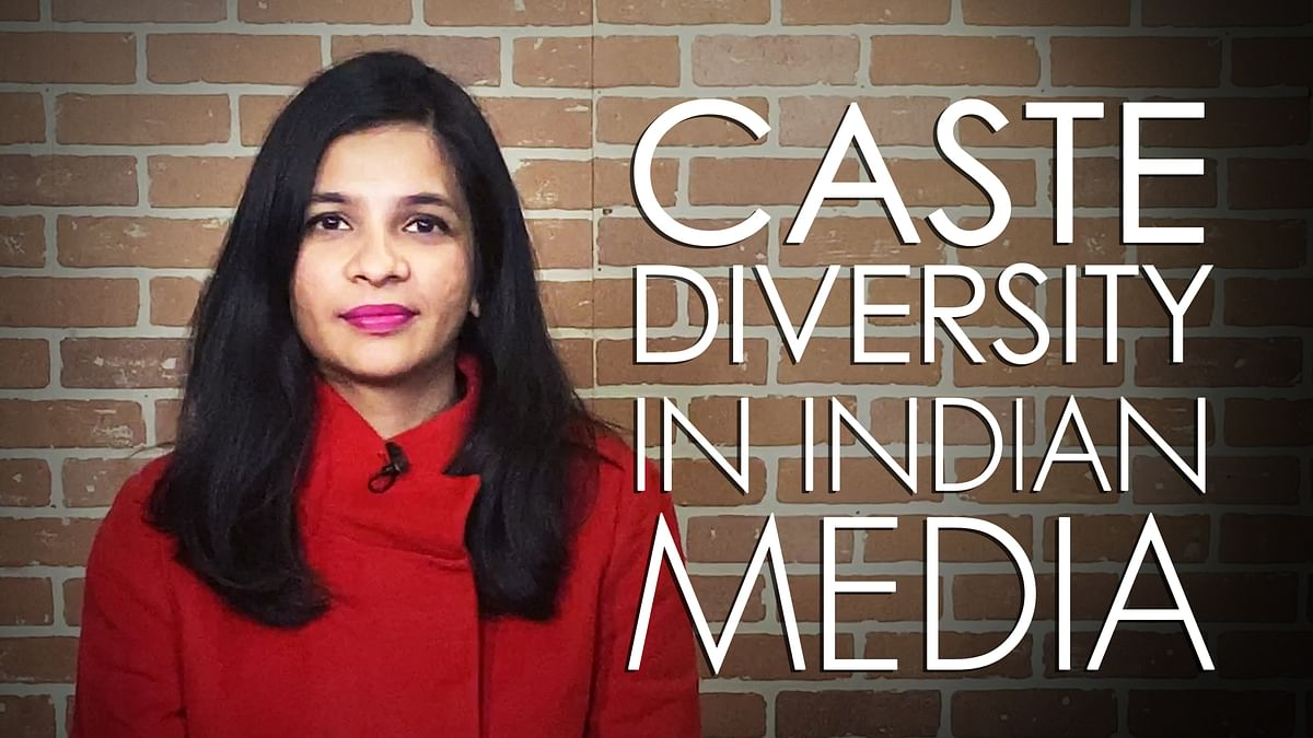 How caste plays out in India's newsrooms