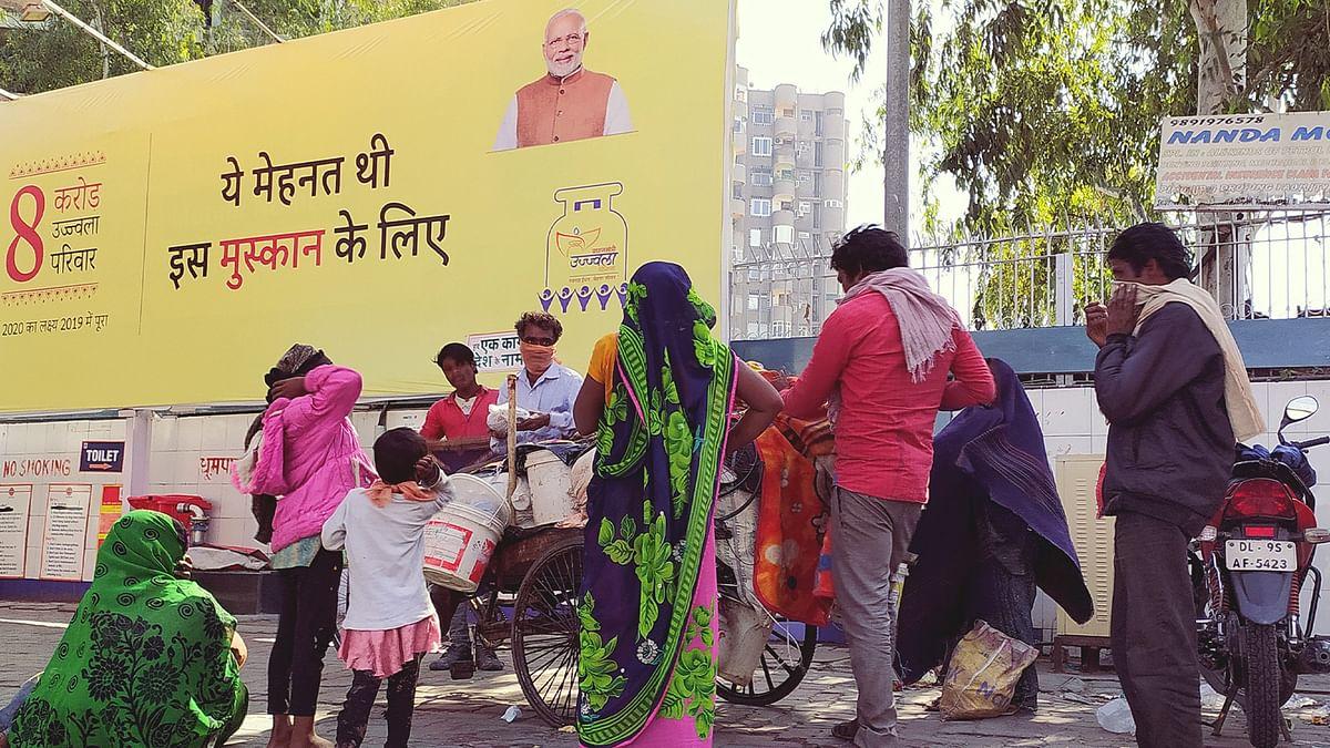 क्या दिल्ली के रैनबसेरों में मजदूर ठीक-ठाक से रह रहे हैं?