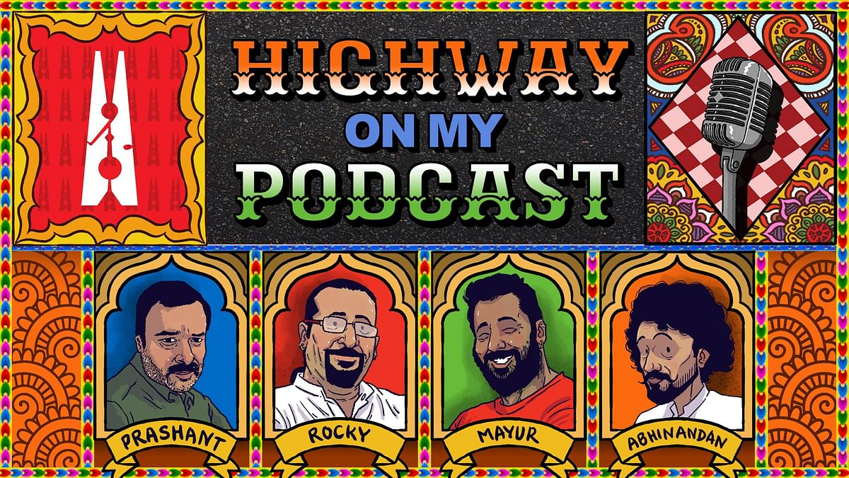 Highway On My Podcast Ep 25: Masala Shark and cold beer in Daman, and a game of cricket on the beach