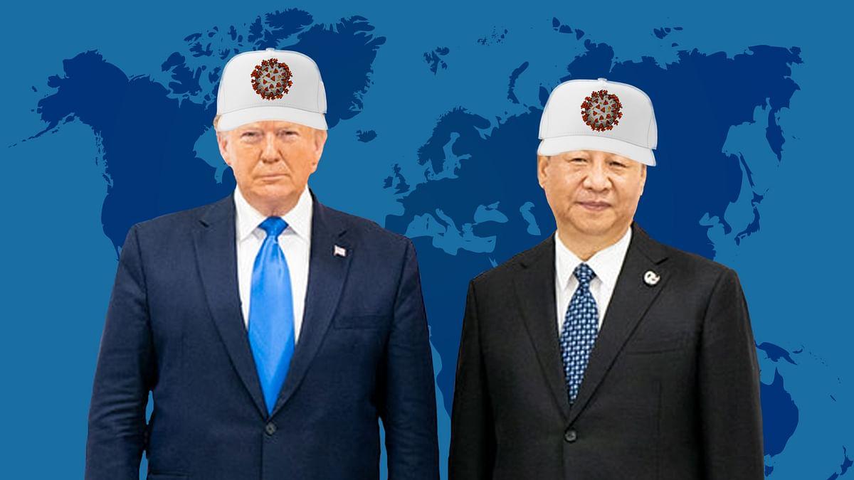 अमेरिका-चीन संबंध के साए में रहेगी पोस्ट कोरोना दुनिया