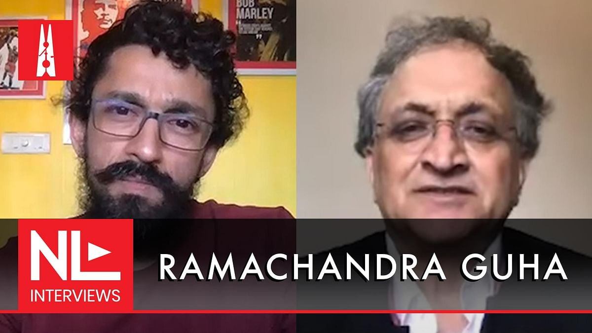 NL Interview: Ramachandra Guha on his HT column, CAA protest, and Savarkar's hatred for Gandhi