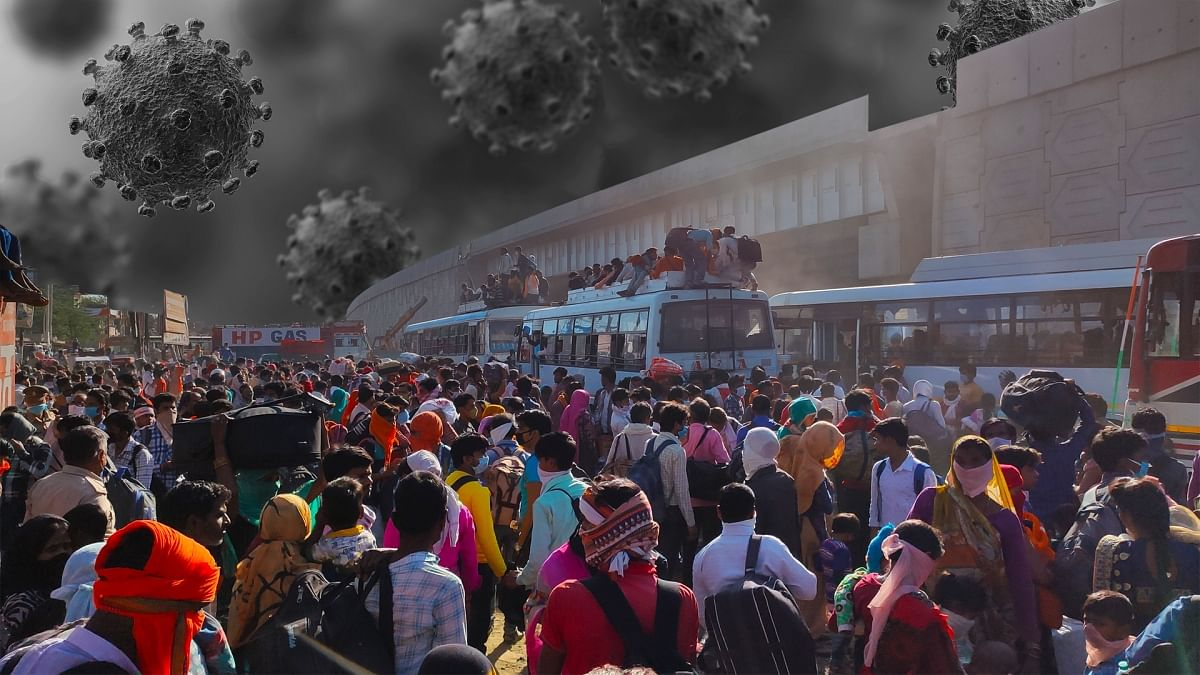 कोरोना वायरस: भारत में 'कम्यूनिटी ट्रांसमिशन' की आहट