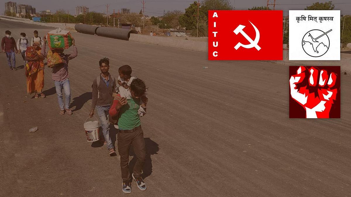 जब देश भर के मजदूर सड़कों पर ठोकर खा रहे थे तब मजदूर यूनियन वाले क्या कर रहे थे?