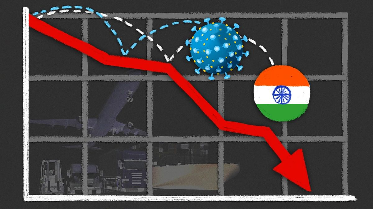India's economy was in a rut even before Covid-19 struck. Here's the evidence