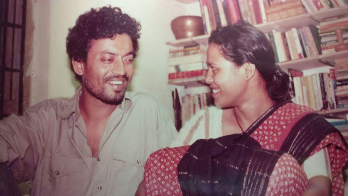 संग-संग : सुतपा सिकदर और इरफान खान के साथ