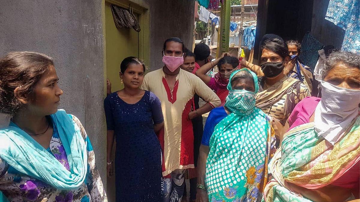 Hunger and despair in a Pune slum on lockdown