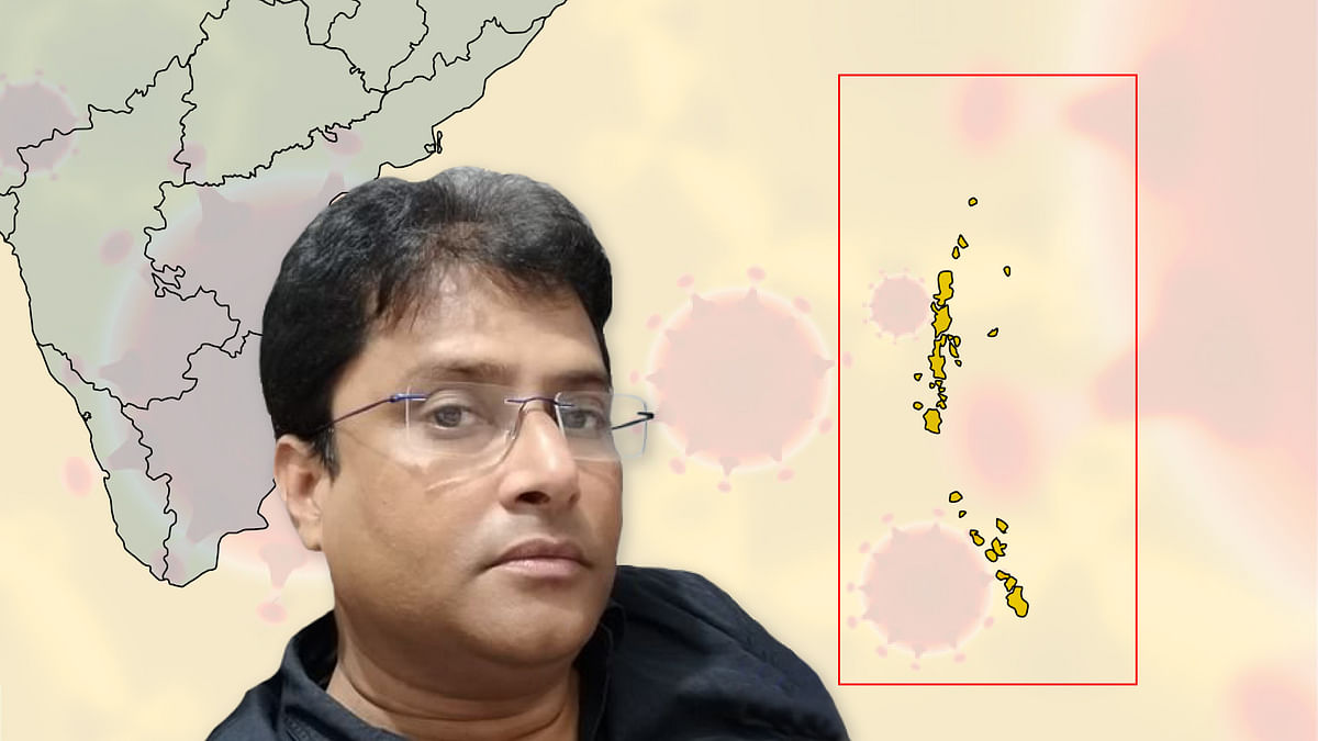 'It's a police state': Andaman journalist taken away from coronavirus red zone, arrested over tweet