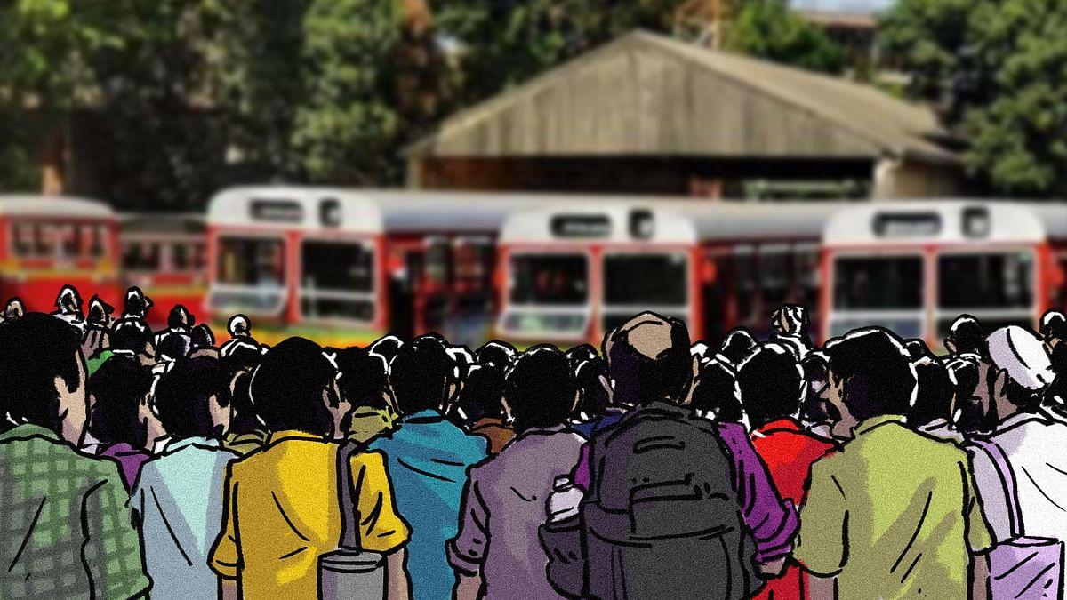 Was the gathering at Mumbai's Bandra bus depot a conspiracy?
