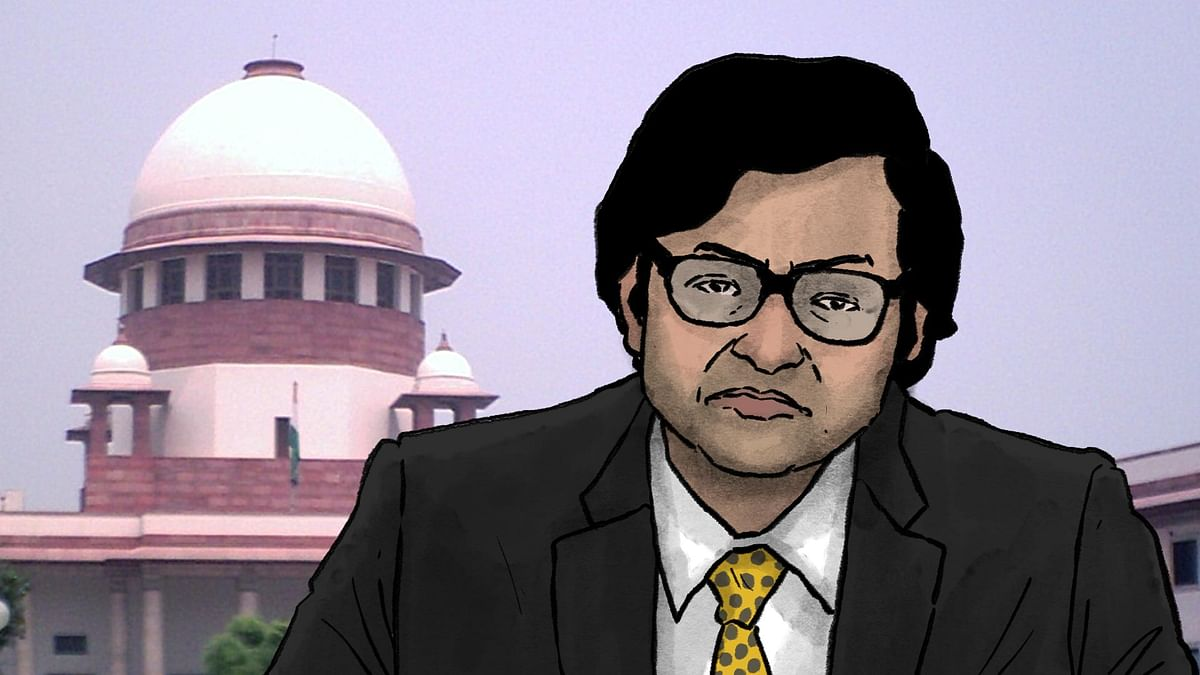 Free speech to TV show recommendations: What happened at Supreme Court's virtual hearing of Arnab Goswami's plea