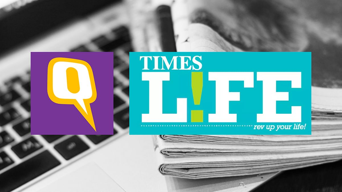 The Quint sends 45 staffers on indefinite leave without pay, ToI lays off 3 from Sunday magazine