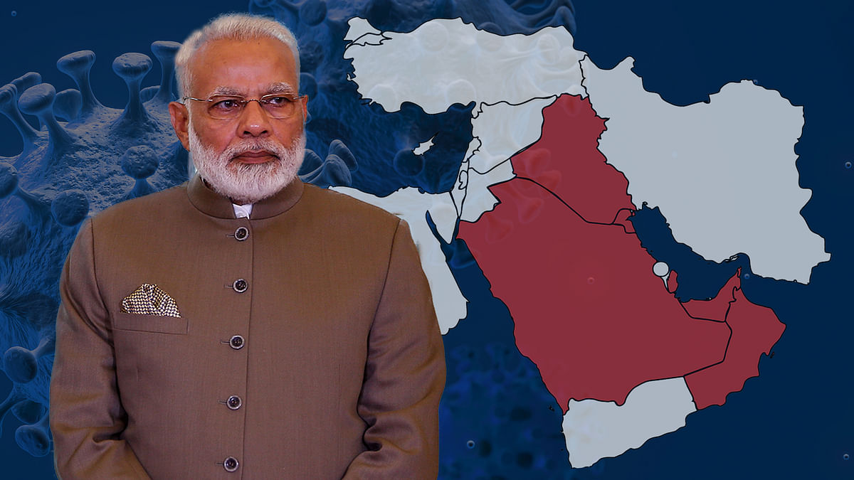 Modi isn't bringing back Indians stranded in the Middle East, and he's running out of goodwill