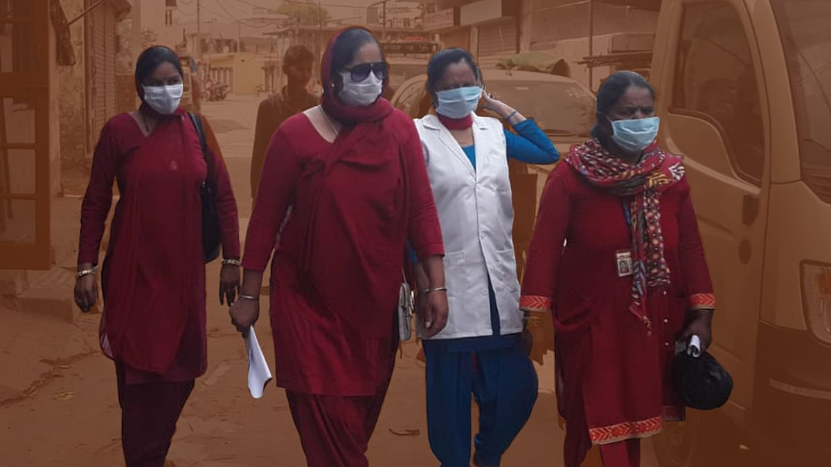 'We will die doing our duty': How ASHAs are battling coronavirus without safety gear or training