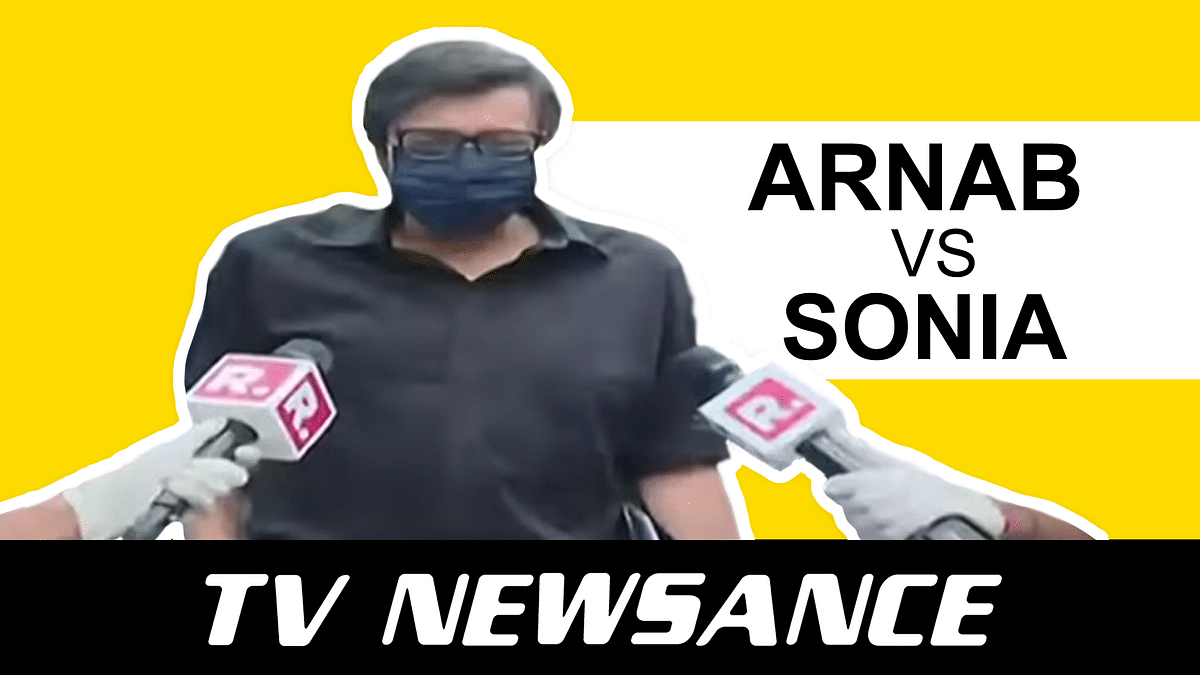 TV Newsance Episode 87: When Republic TV reported on Arnab Goswami