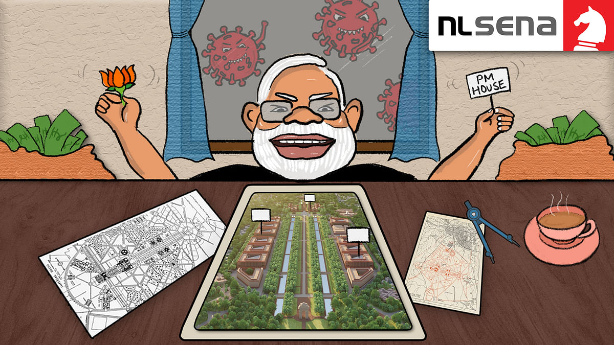 Central Vista: Why Modi's New New Delhi isn't a shining city