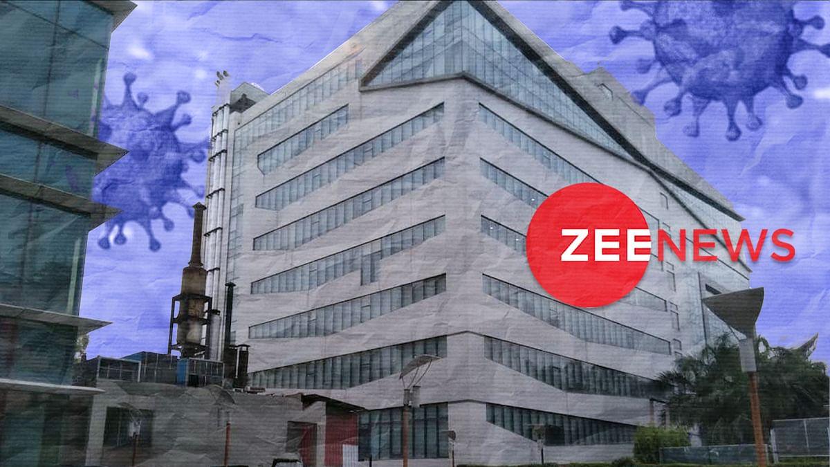 ज़ी न्यूज़: संक्रमितों की संख्या 36, पूरी बिल्डिंग सील