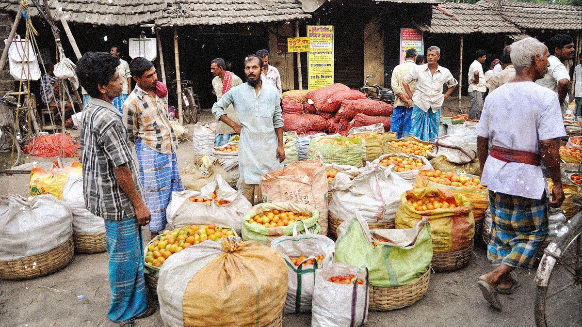 अब तक गांव के 22 हजार हाट बाजारों में सिर्फ 476 हुए अपग्रेड
