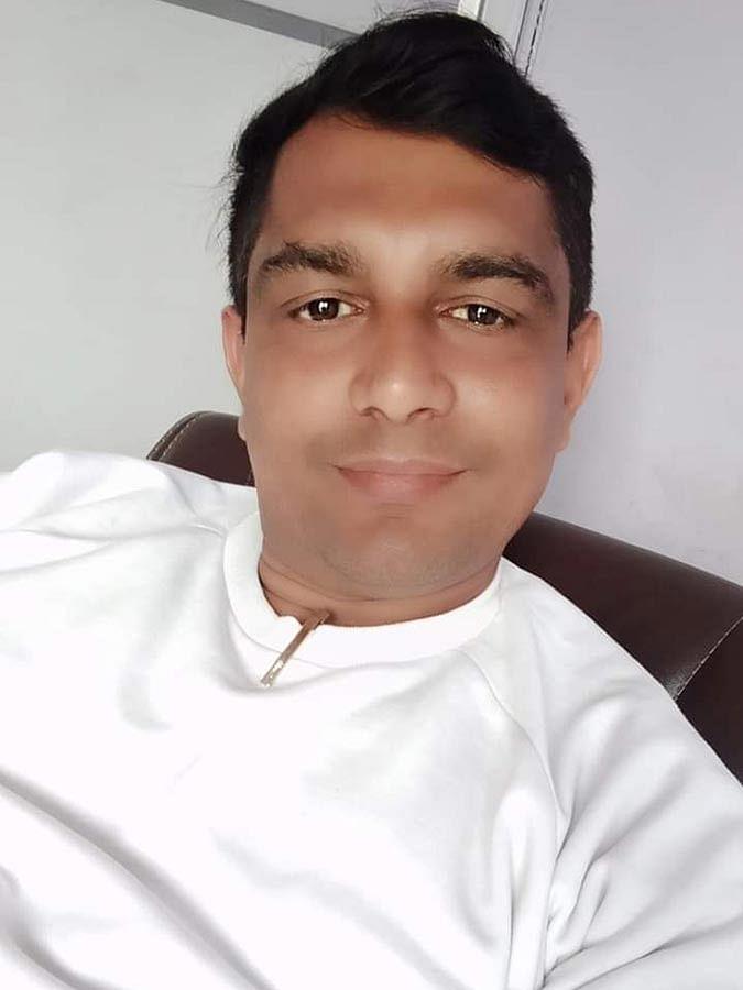 Om Sharma.