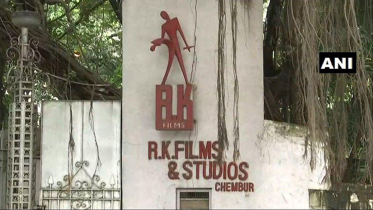 आरके फिल्म स्टूडियो