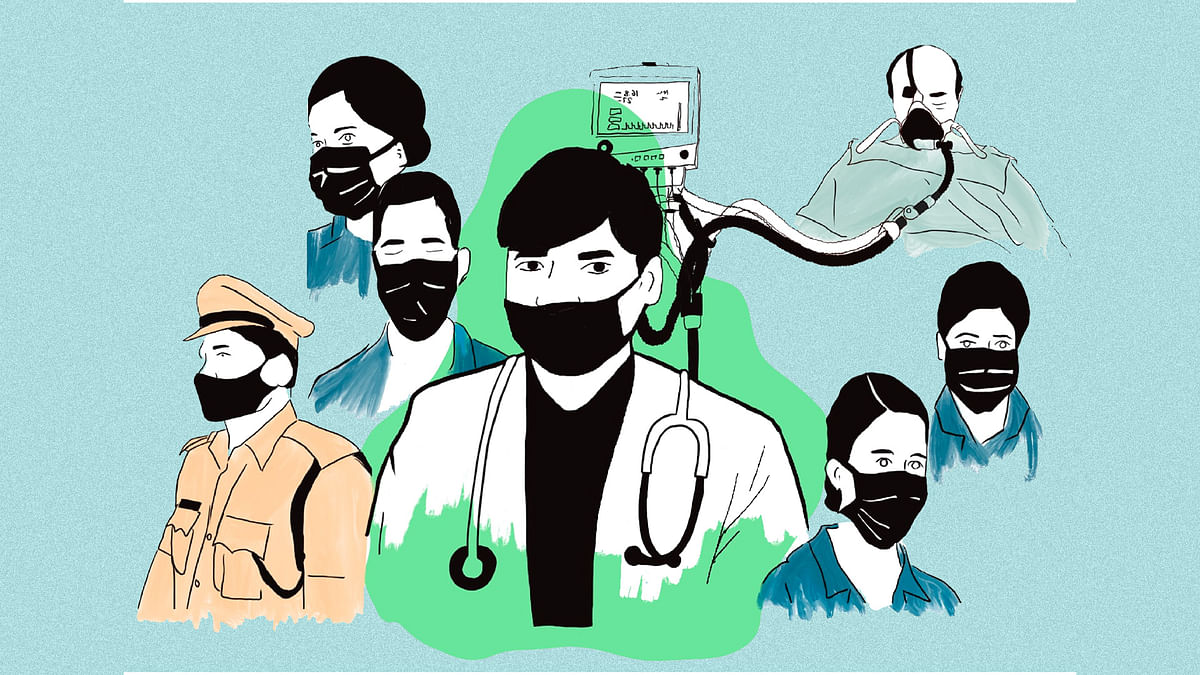Through a doctor's eyes: Watching the coronavirus crisis unfold at Delhi's GTB Hospital