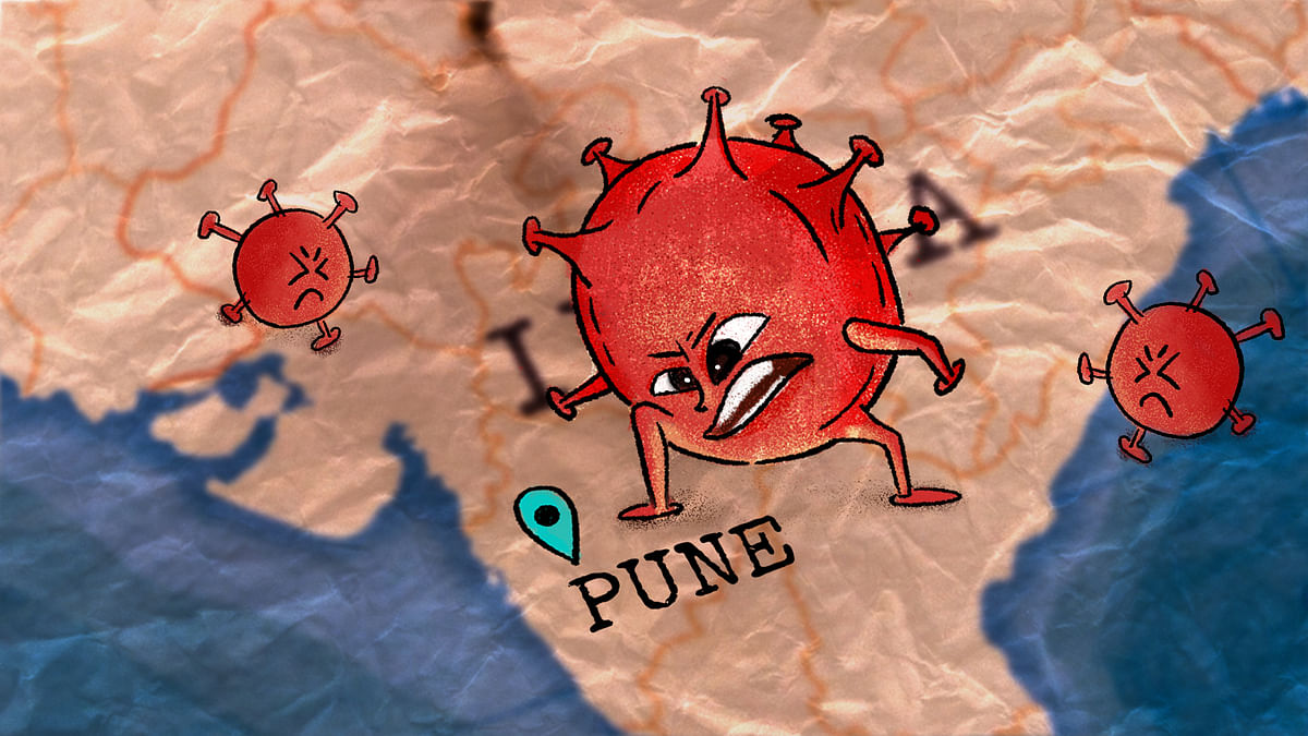 From the first patient to 100 cases a day: How Pune became one of India's first coronavirus hotspots