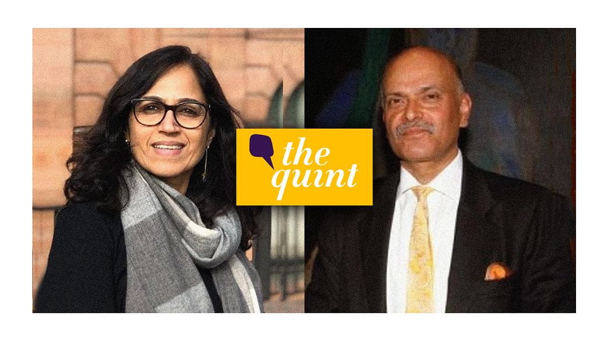 What is Raghav Bahl's game plan with the Quint's unusual sale and purchase?