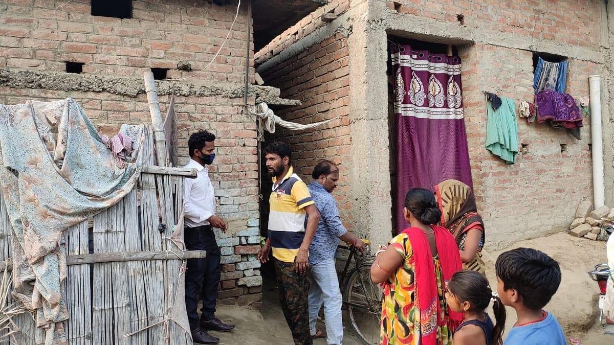 Jyoti Kumari's home at Sirhulli village in Darbhanga, Bihar.