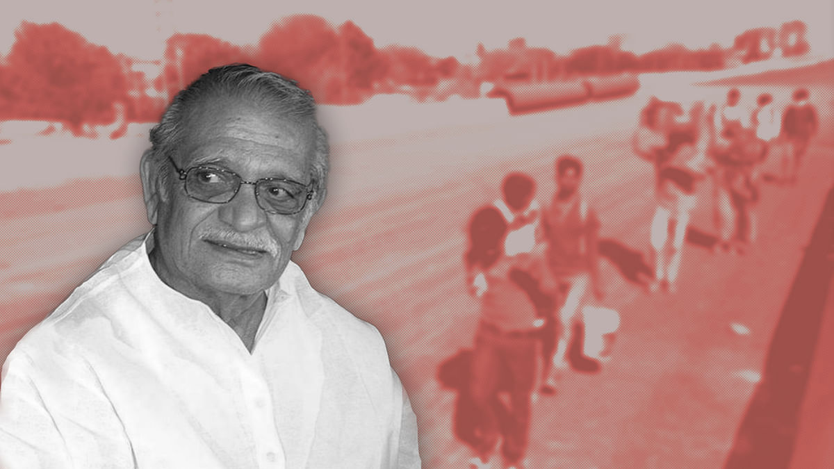 'Such caravans I have seen in 1947': Gulzar on migrants fleeing to their villages
