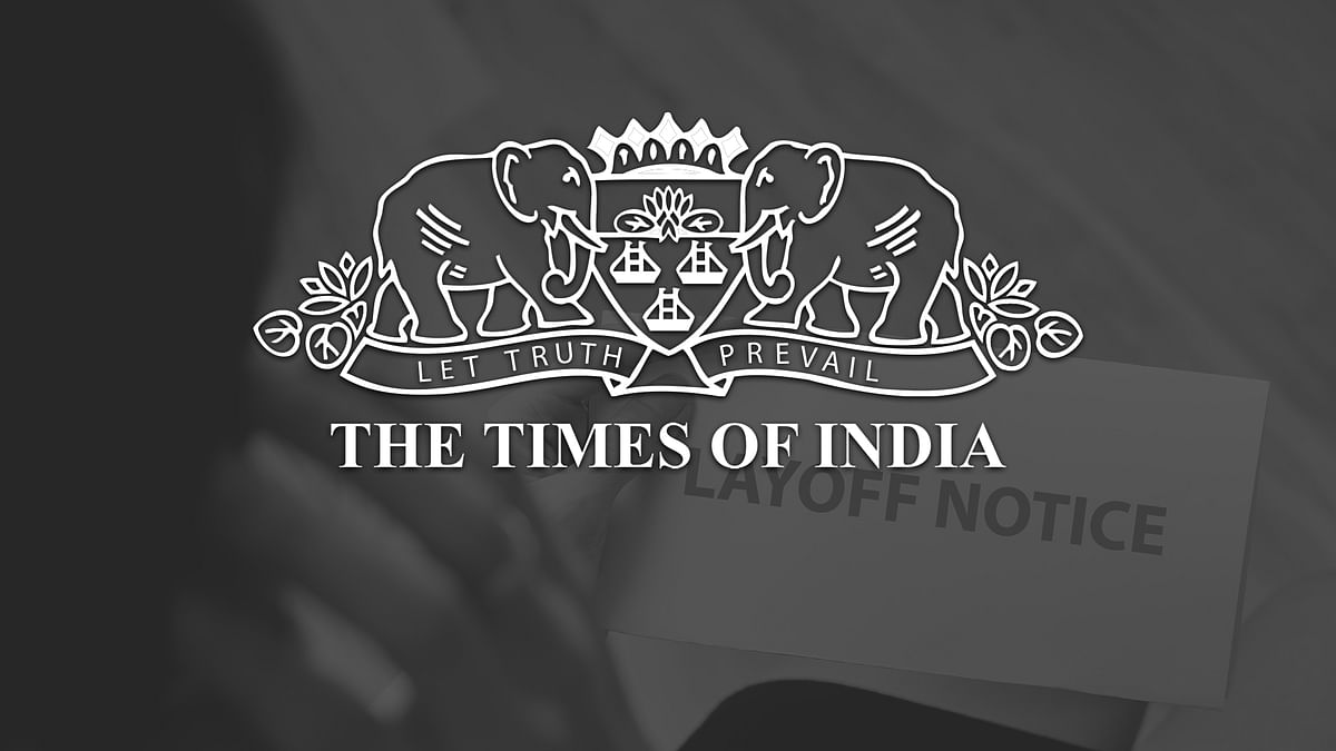 Times of India shuts editions, layoffs begin amid uncertainty