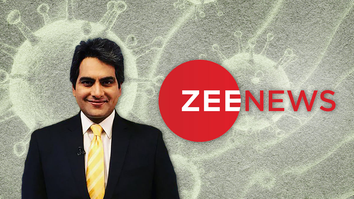 The inside story of Zee News becoming a Covid-19 hotspot