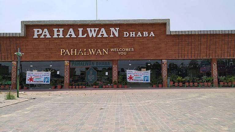 Pahalwan Dhaba in Murthal.