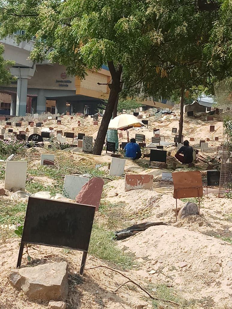 बटला हाउस कब्रिस्तान