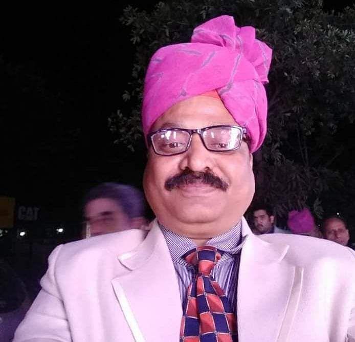 आगरा के पत्रकार पंकज कुलश्रेष्ठ का कोरोना से हो गया था निधन