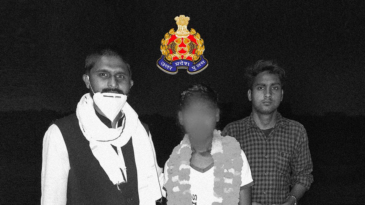 नाबालिग पर राजद्रोह, चार महीने रहा सामान्य कैदियों की जेल में