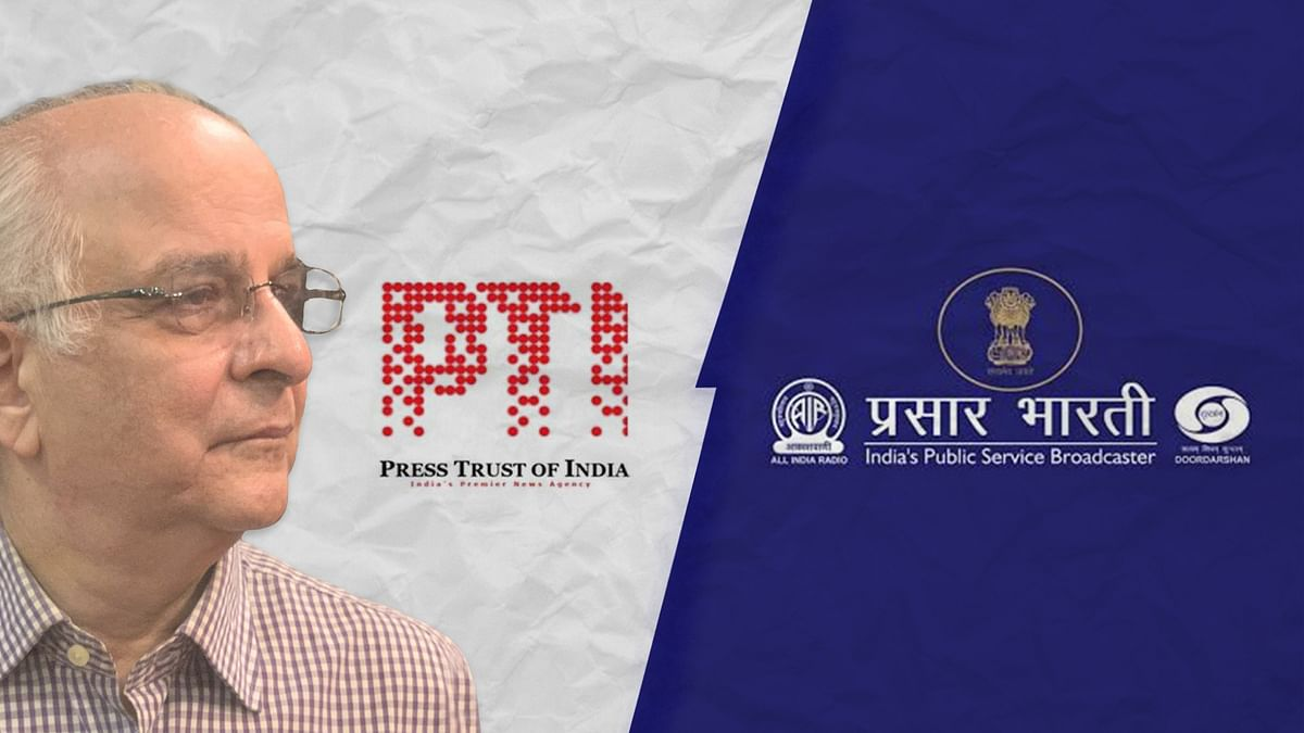 'Unfair and shocking': Former PTI chief flays Prasar Bharati for calling its coverage 'anti-national'