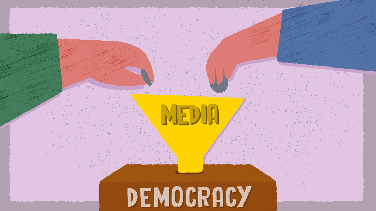 There's something rotten in the state of Indian media. Public funding might help
