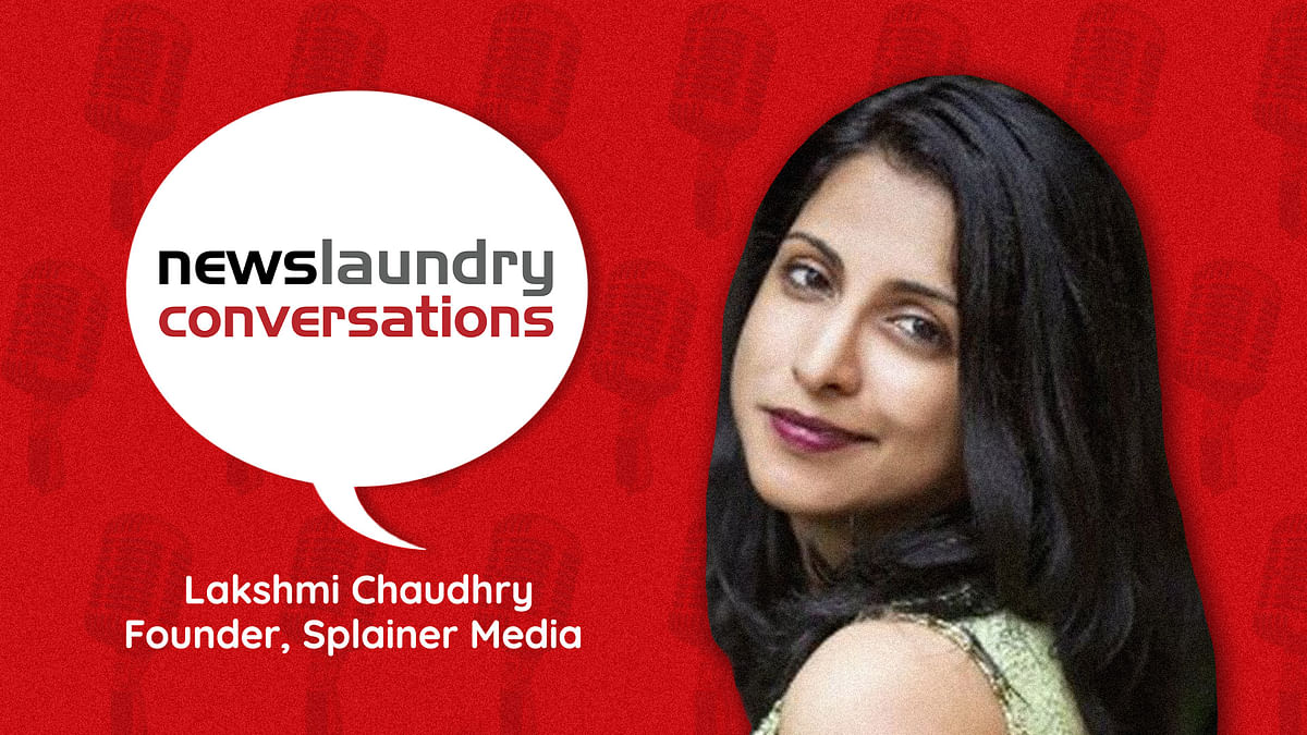 NL Conversation: Lakshmi Chaudhry on news fatigue, newsletters, and news as an experience
