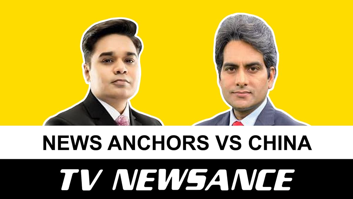 TV Newsance Episode 92: War on China, starring Indian news anchors