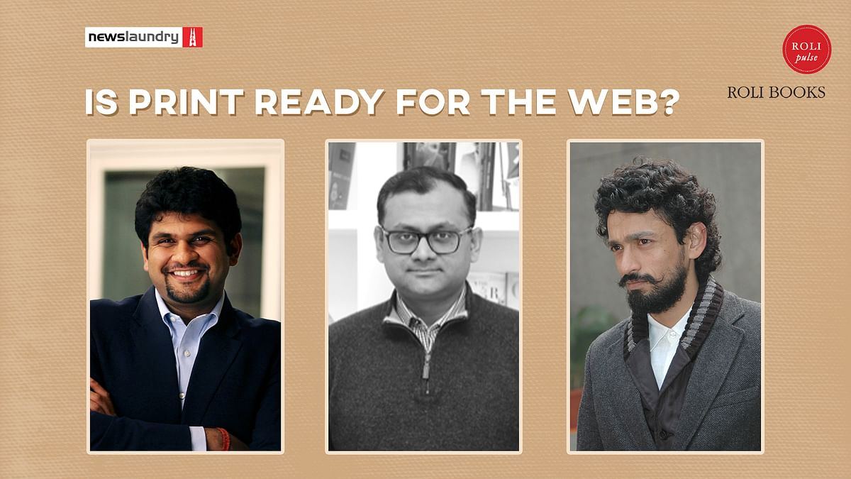 Webinar: Is India's print media ready for the web?