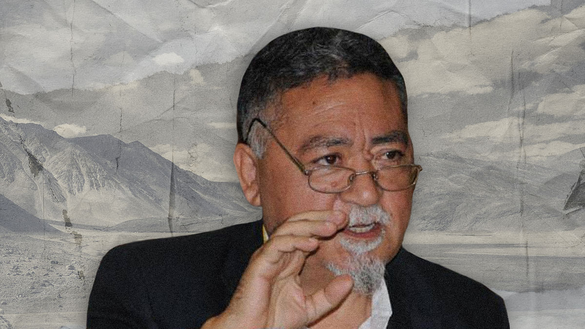 Why the Indian media's leading Ladakh expert doesn't live up to the billing