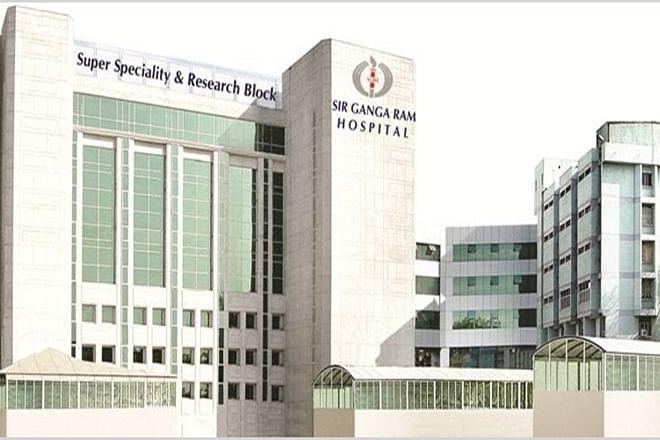 दिल्ली स्थित गंगा राम अस्पताल