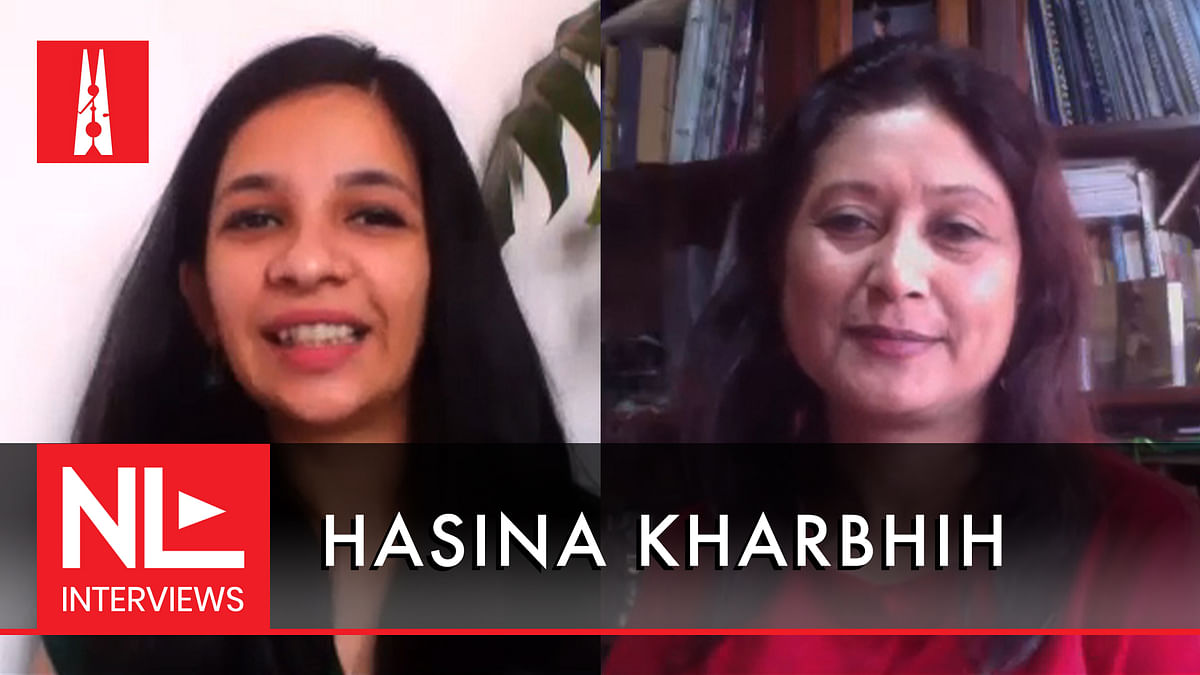 NL Interview: Hasina Kharbhih on combating human trafficking in Northeast India