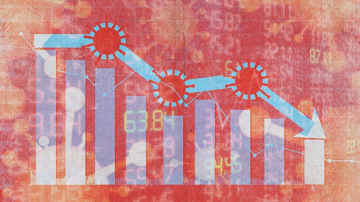 महामारी की दलदल में दुनिया की अर्थव्यवस्था