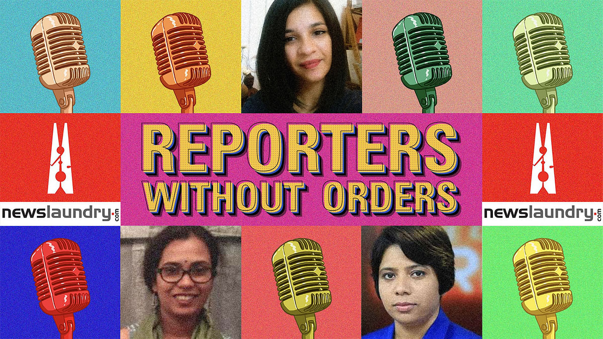 Reporters Without Orders Ep 124: Coronavirus and Telangana's KCR government, and more