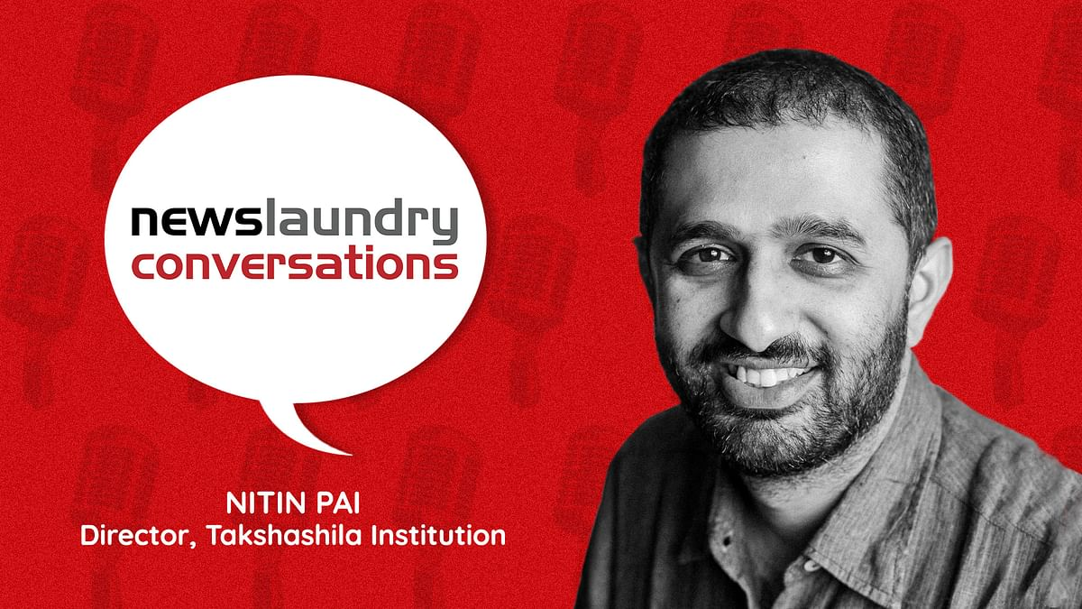 NL Conversation: Nitin Pai on liberal nationalism and how India became a society without compassion
