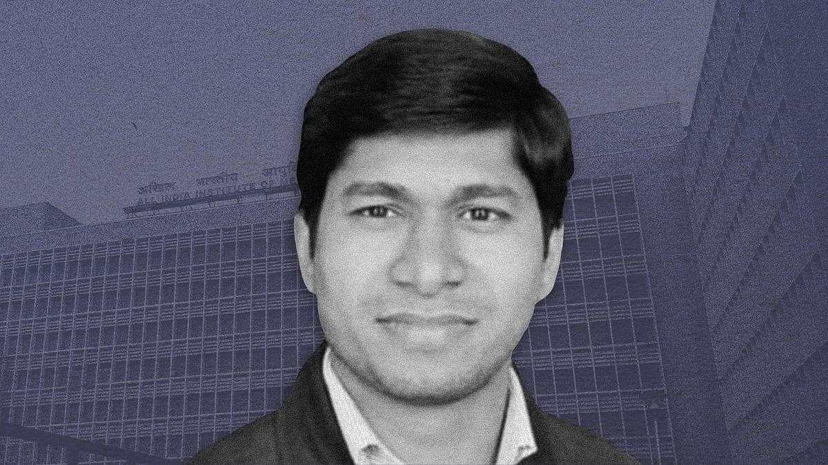 What led to journalist Tarun Sisodia's death at AIIMS Delhi?