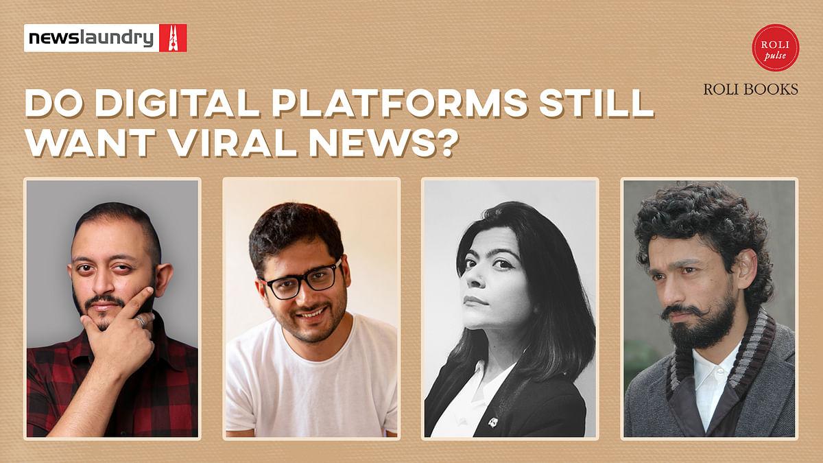 Webinar: Do digital media platforms still want viral news?